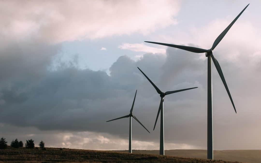 Den lägre skattesatsen för vindkraftverk är ett statligt stöd