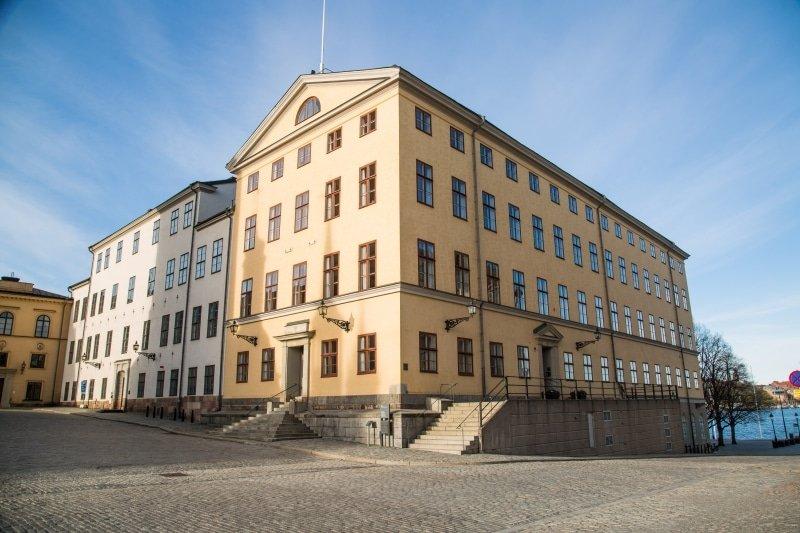 , Andelar i en liechtensteinsk Anstalt är näringsbetingade, Rättsakuten