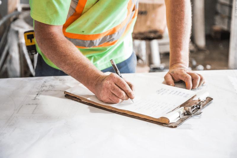 Vid entreprenad är det viktigt att utförandet av arbetet överensstämmer med det som avtalats innan projektet startades.